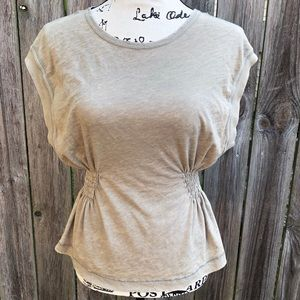 Free People | Cinched Waist Top